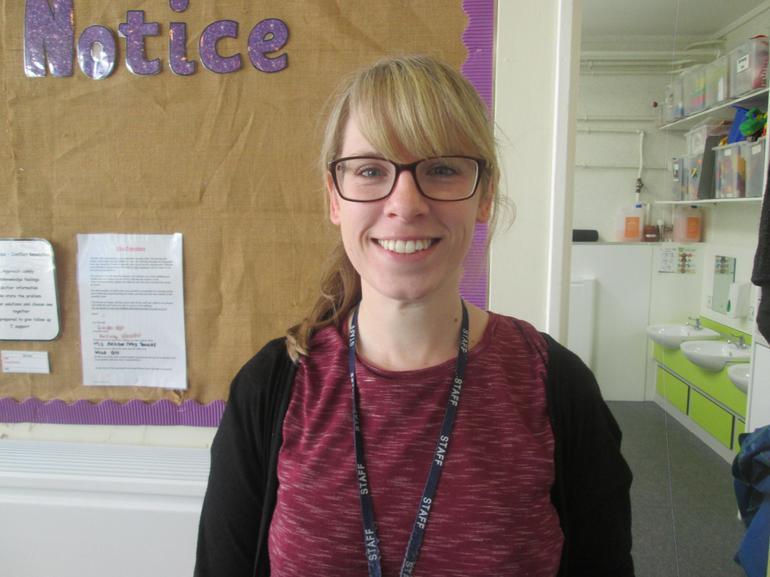 Emma Kelly -  Part time Teacher