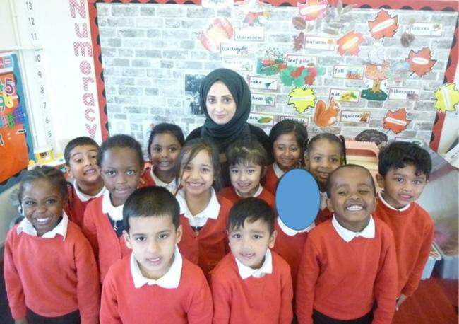 Miss Mahmood and the Bumblebees
