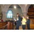 Year 6 pupils confidently share readings