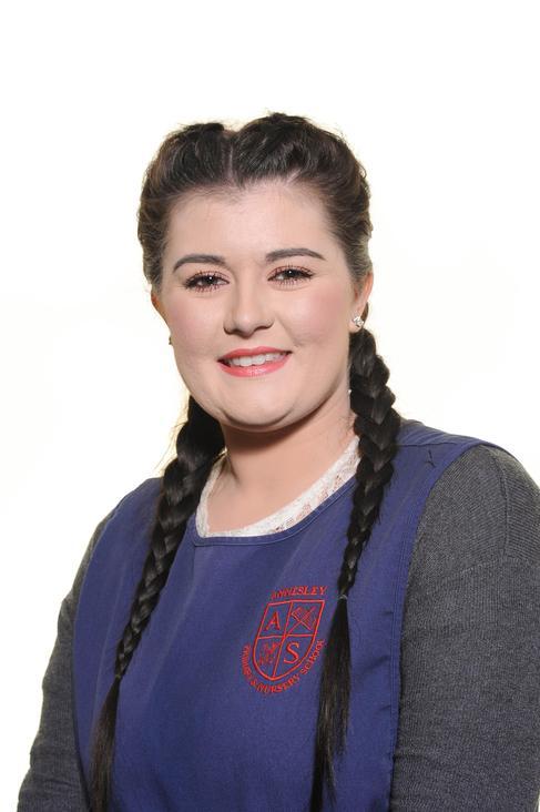 Miss Wilkinson - 1:1 Trainee LSA