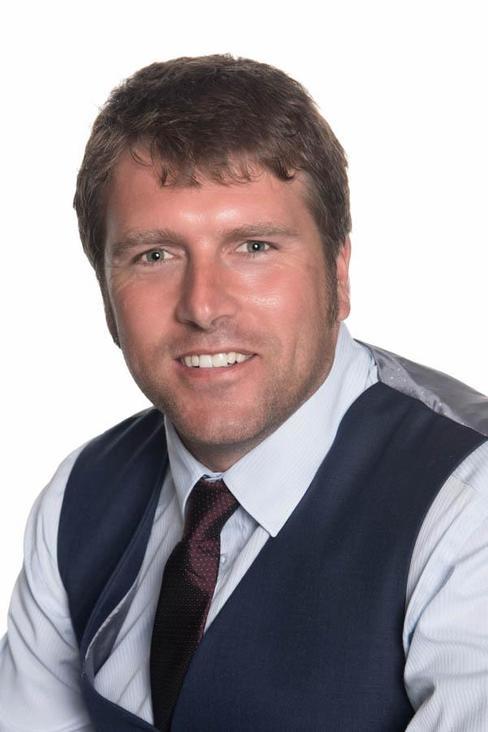 Mr Eccleston - Y1 Teacher