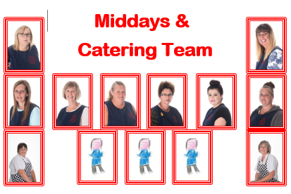 Midday & Catering Team