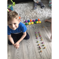 Archie's repeating pattern
