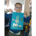 Another fantastic Easter picture. Thank you Dylan