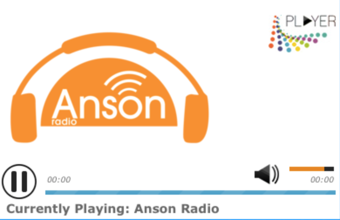 Link to Anson Radio Player