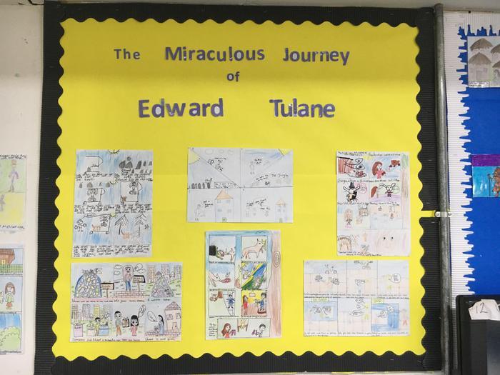 Year 6: The Miraculous Journey of Edward Tulane