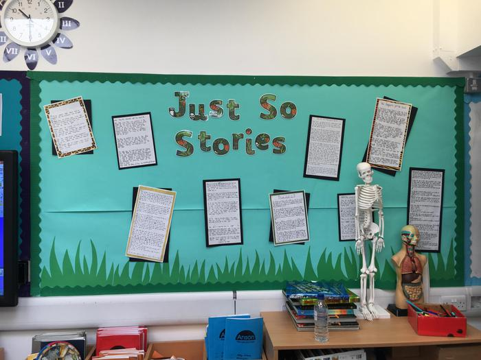Year 5: Just So Stories
