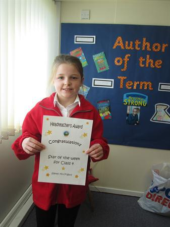 Star of the Week 24th March 2014