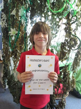 Star of the Week 30th September 2013