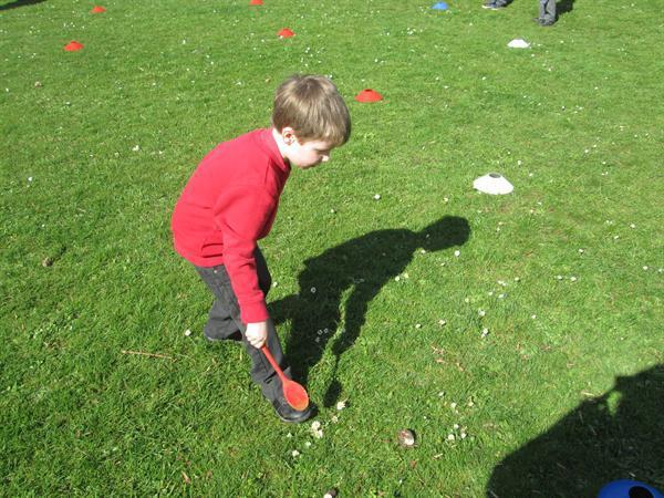 Easter Egg Roll!