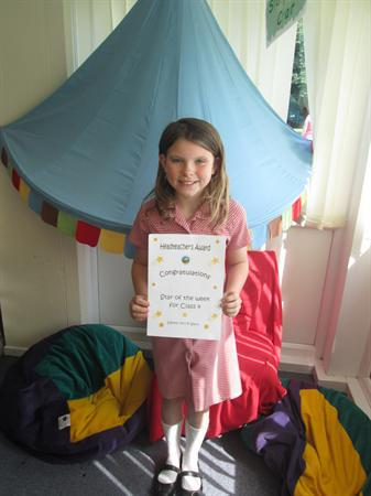 Star of the week 23rd June