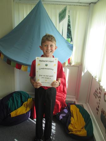 Star of the Week 16th June
