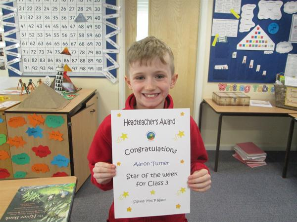 Star of the Week 10th February