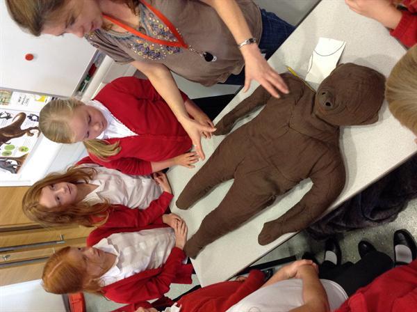 Leeds City Museum Visit 08/09/2015