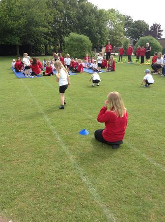 Sports Day 2015