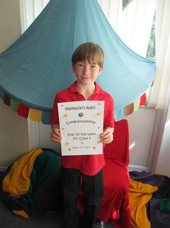 Star of the Week 19th May