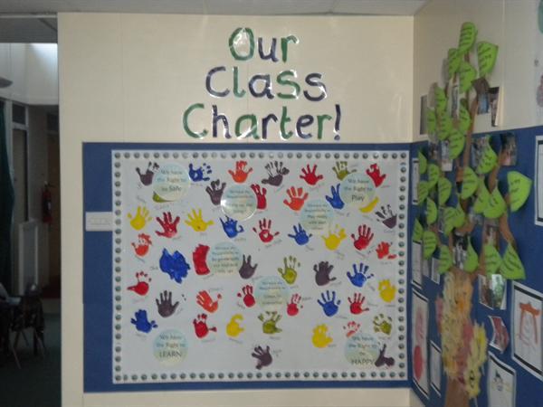 Class Charter 2012 - 2013