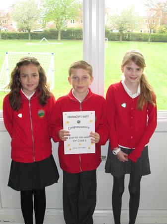 March's Achievement Winners