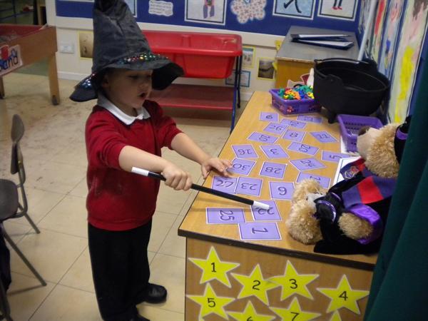 Number Wizard!