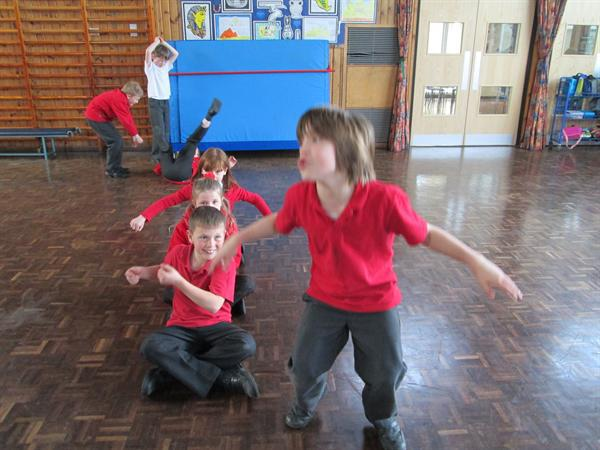Literacy Role Play