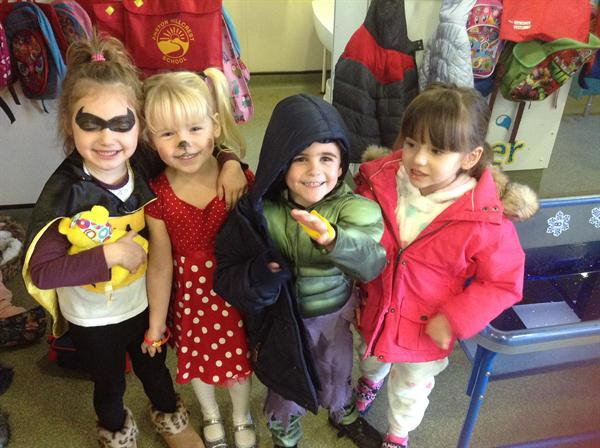 Children in Need 2015