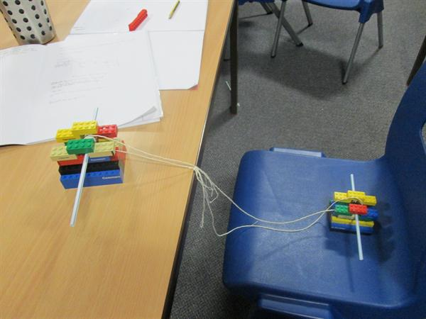 Our skills with mechanisms are fantastic.