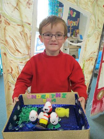 Egg Decorating Competition Entries