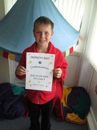 Star of the Week 2nd June