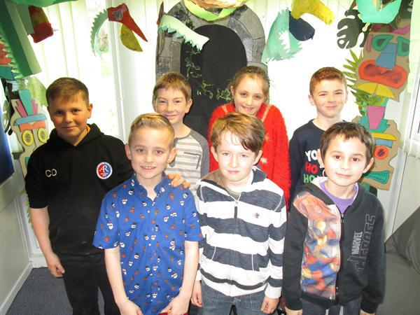 Autumn 2 Achievement Winners