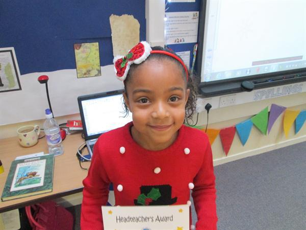 Star of the Week 5th December
