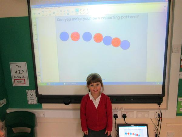 Repeating Patterns!