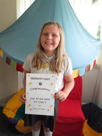 Star of the Week 12th May