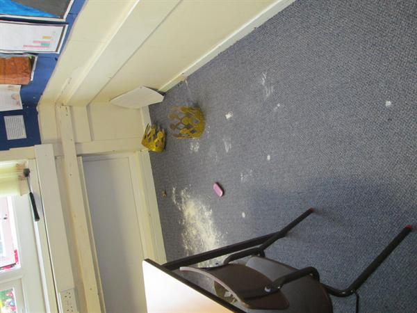 The day we were burgled- Investigation Day