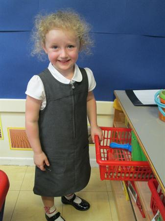 My First Day at School!