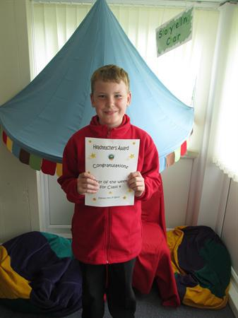 Star of the Week 9th June