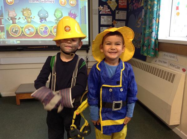 Fire Fighters!