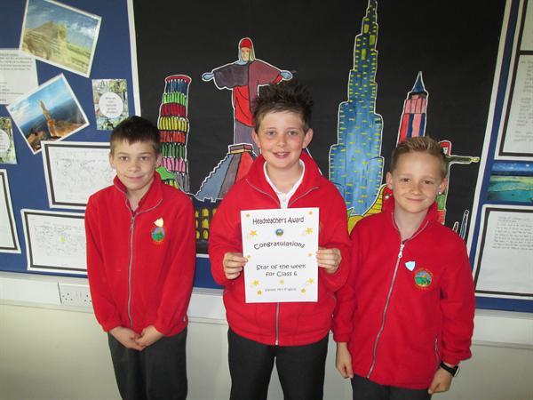 February's Achievement Winners