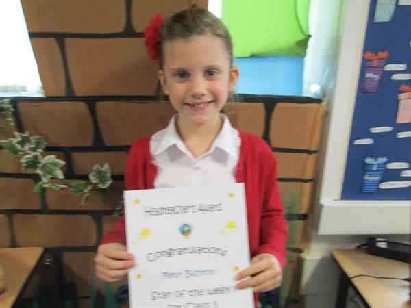 Star of the Week 18th November