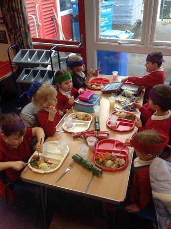 Christmas Dinner Day!