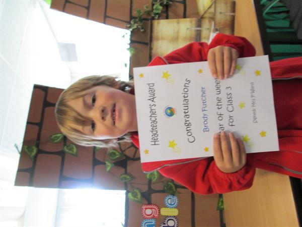 Star of the Week 16th September