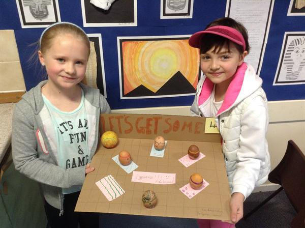Eggcellent Easter egg competition entries!