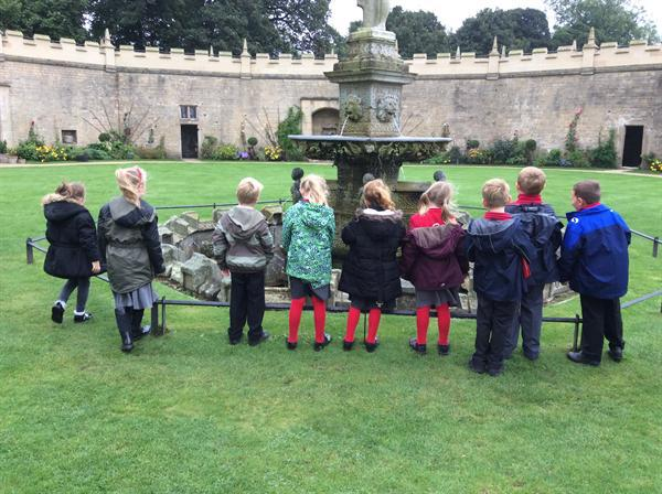 Our visit to Bolsover Castle