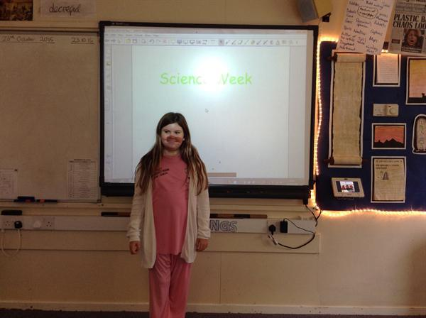 Change- Science Week 19th-24th Oct 2015