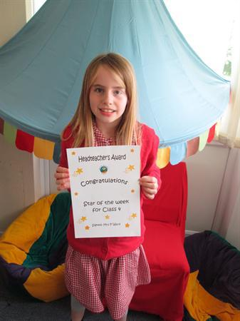 Star of the Week 28th April