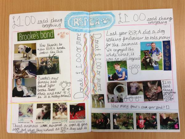 Emma's RSPCA Project
