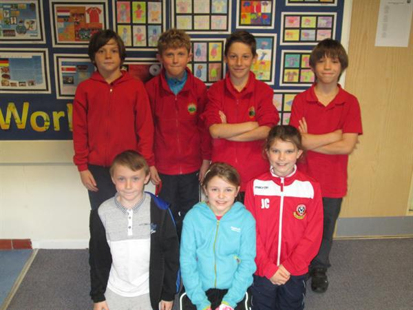 Autumn 1 Achievement Winners