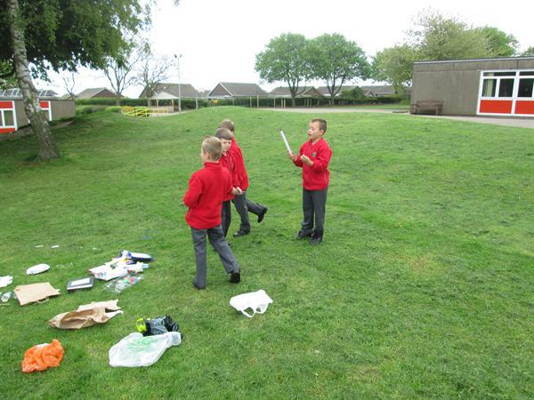 Our WOW Day - The Anston Gyre!