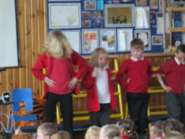 Class 7 & 8 assembly