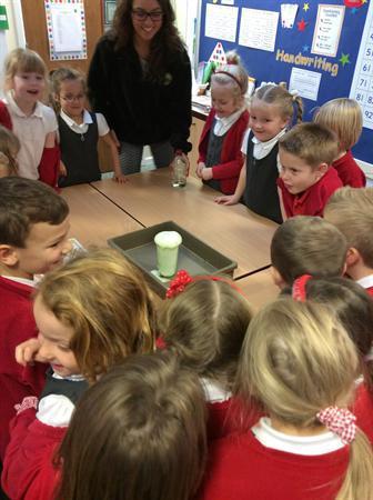 We developed our observation skils.