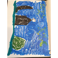 Millys Starry Night Picture